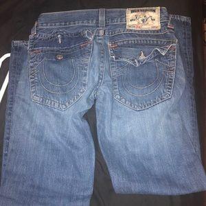 True Religion Size 34 Jeans